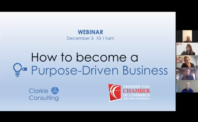 How to become a purpose-driven business