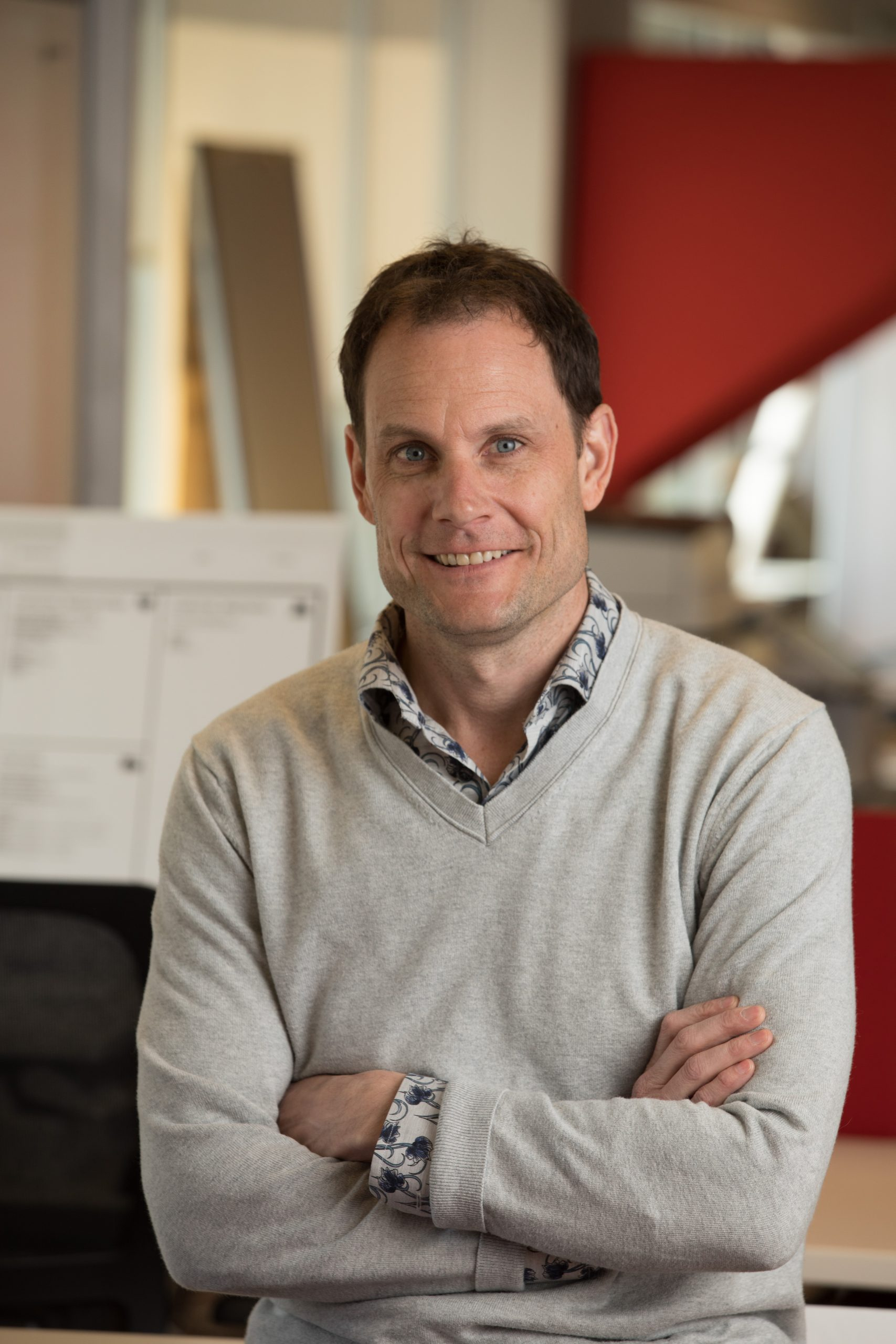 Andy Clarke, Clarkie Consulting founder